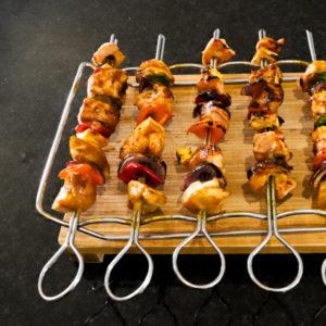 Kebab Grill Set (Chr) lifestyle 1
