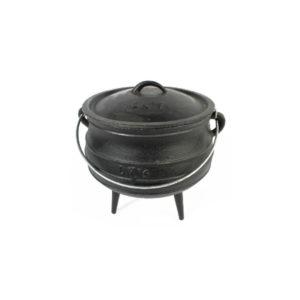 lks pot 3-leg miniature black 140-18 temp